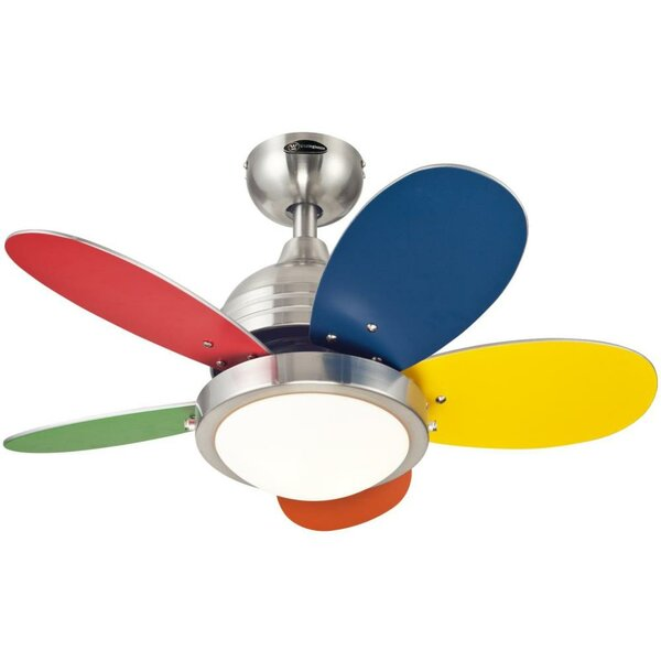 "30"" Roundabout 5-Blade Ceiling Fan by Westinghouse Lighting"