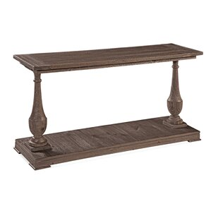 etchemin console table - Tall Console Table