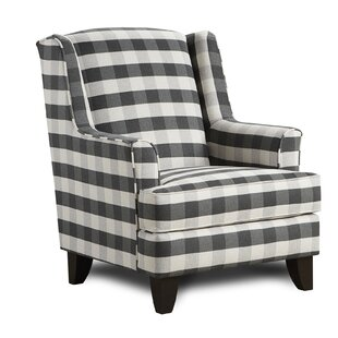 Looking for Etter Wingback Chair by Darby Home Co