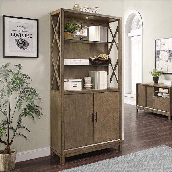 Chadley Standard Bookcase By Gracie Oaks