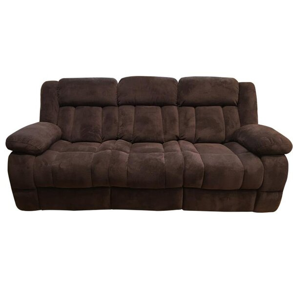 Atobrah Reclining Sofa by Red Barrel Studio