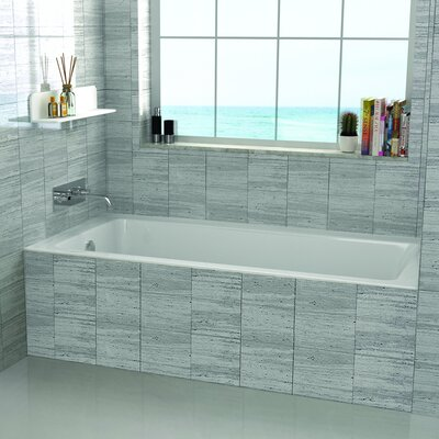 "Alcove 32"" x 66"" Bathtub"