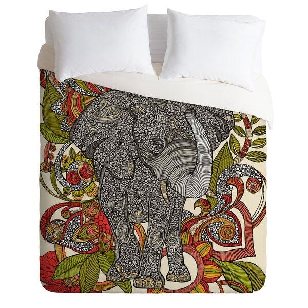 Bo The Elephant Duvet Cover
