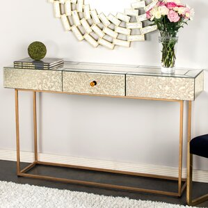 Dailyn Console Table by Statements by J