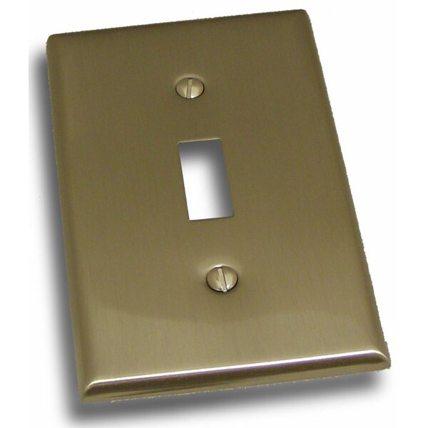 Single Switch Plate by Residential Essentials