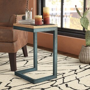Read Reviews Astor End Table by Williston Forge
