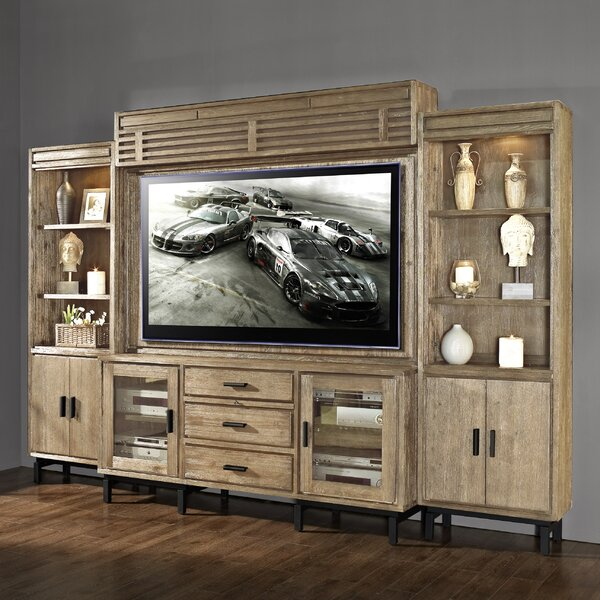 Blair Entertainment Center by Fairfax Home Collections