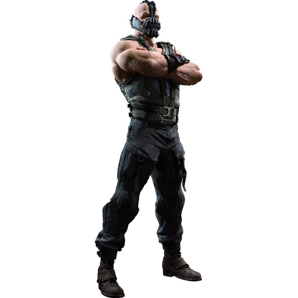 Batman Dark Knight Rises Bane Cardboard Stand-Up by Advanced Graphics