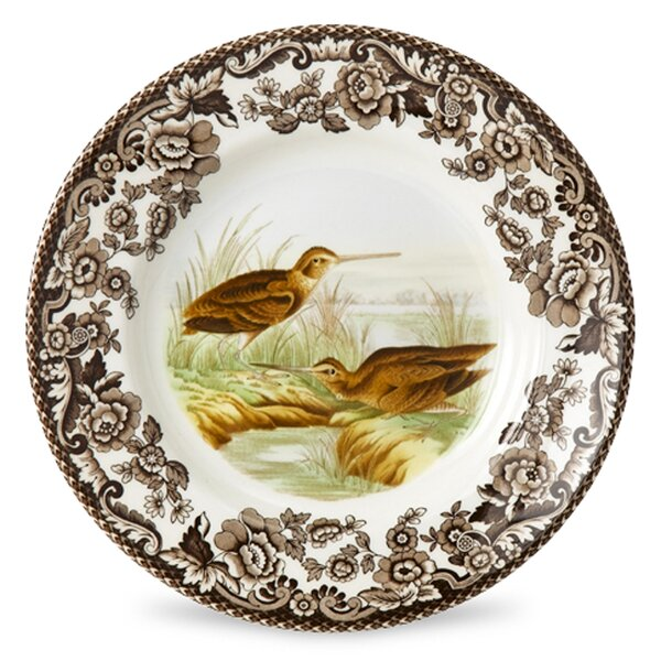 Woodland 6.5 Snipe Bread and Butter Plate by Spode