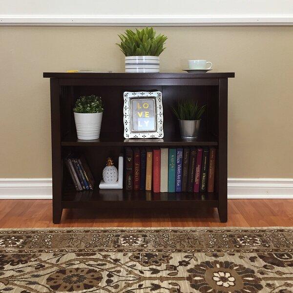 Fella 2-Shelf Standard Bookcase by Red Barrel Studio