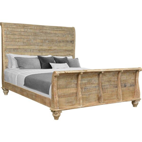Pagano King Standard Bed by Loon Peak