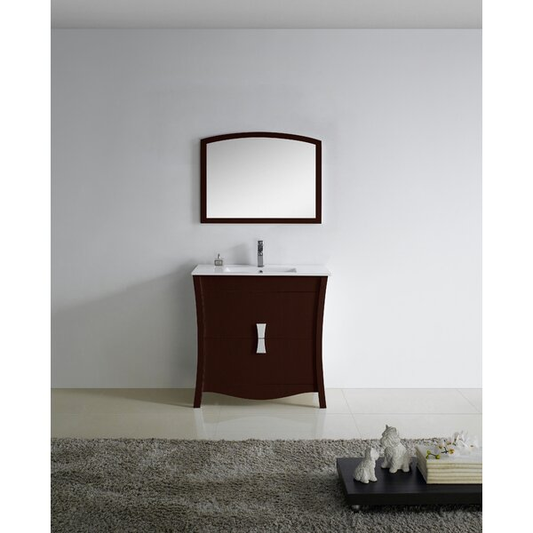 Bow 35 Bathroom Vanity Set by American Imaginations