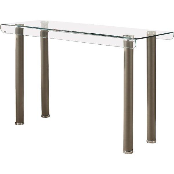 Hoedus Console Table By Orren Ellis