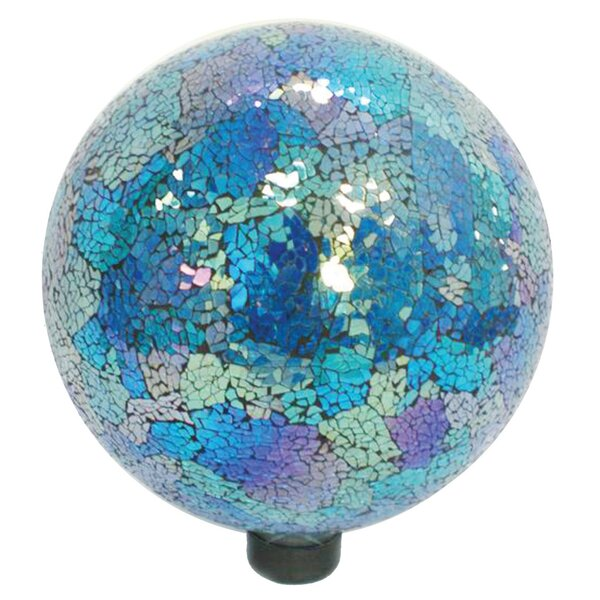 Mosaic Gazing Globe by Very Cool Stuff