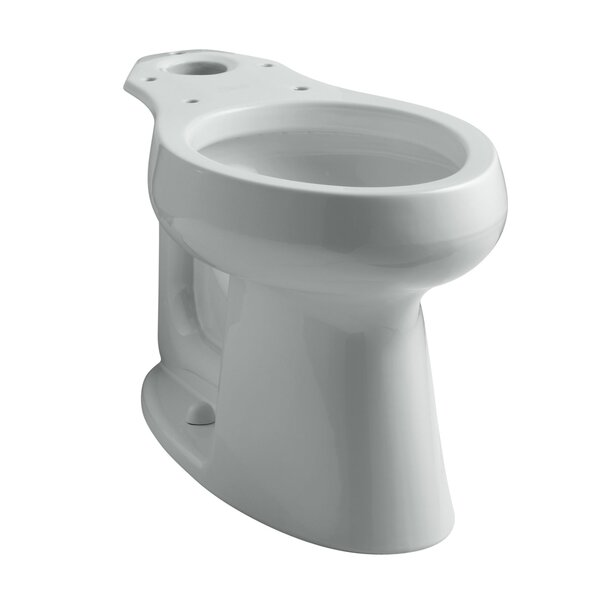 Highline Comfort Height Elongated Bowl by Kohler