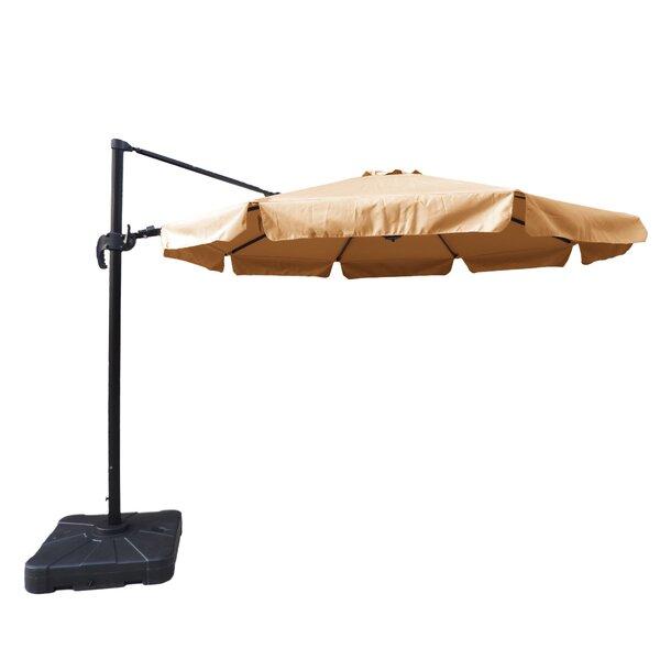 Emely Cantilever Sunbrella Umbrella by Longshore Tides