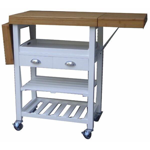 Bar Cart by Woodland Imports