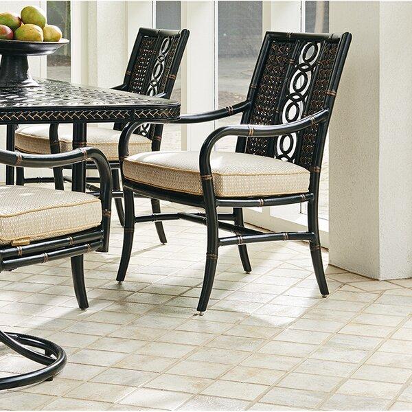Marimba Swivel Rocker Patio Chair with Cushion by Tommy Bahama Outdoor