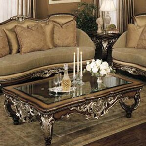 Catalan Coffee Table by Benetti's Italia Accent Furniture