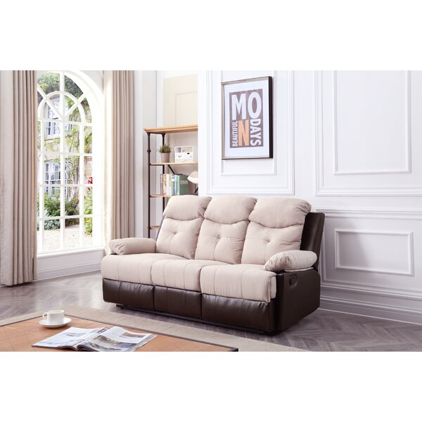Hackleburg Reclining Sofa by Latitude Run