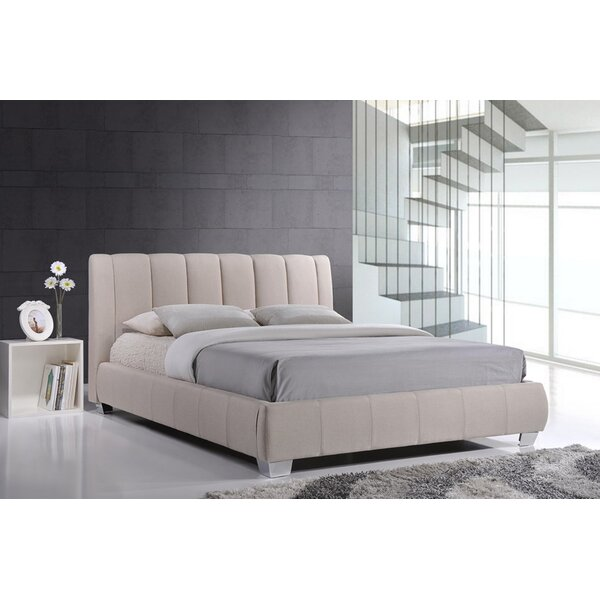 Chad Queen Upholstered Platform Bed by Mercer41