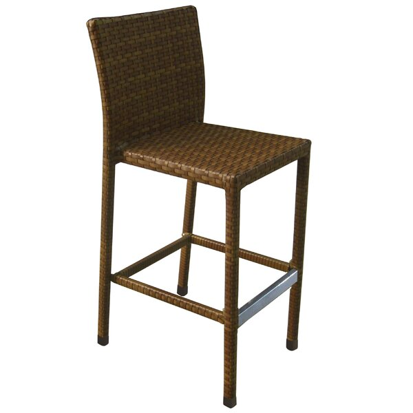 St Barths 30 Patio Bar Stool by Panama Jack Outdoor