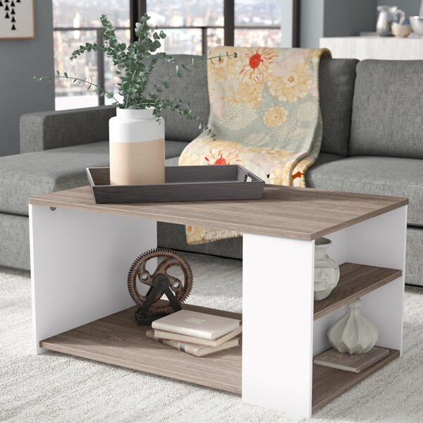 Darnall Coffee Table by Mercury Row