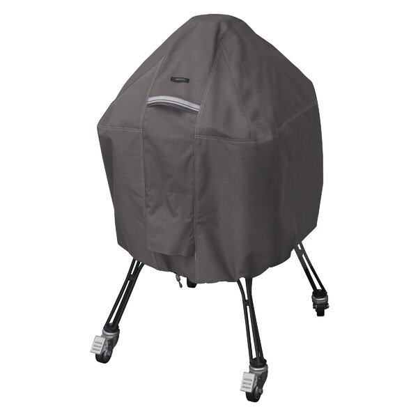 Errico Kamado Ceramic Grill Cover by Rebrilliant