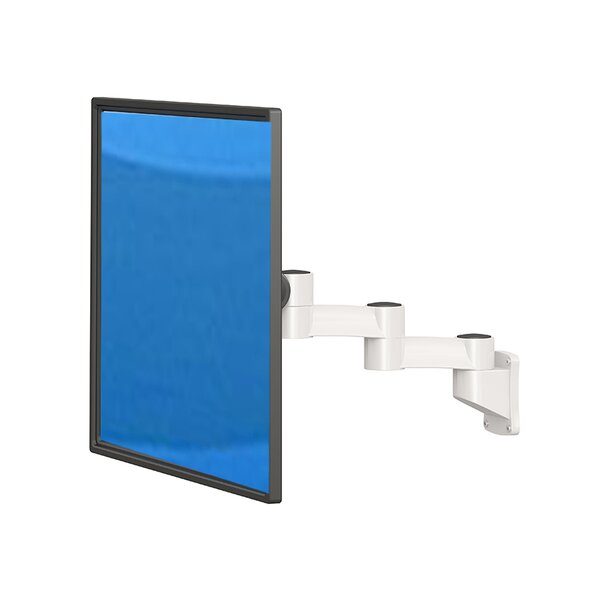 Articulating Arm Universal Wall Mount for 28-32 Flat Panel Screens by Best Mounting