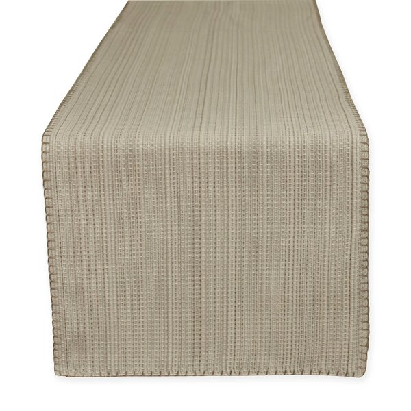 Lyon Elegant Woven Table Runner by HomeCrate