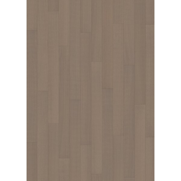 Linnea 4-5/8 Engineered Oak Hardwood Flooring in Taro by Kahrs