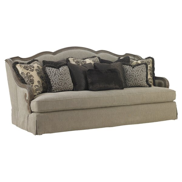 La Tourelle Aragon Sofa by Lexington