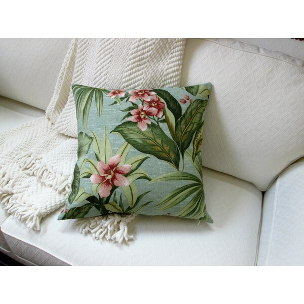 Lackey Indoor/Outdoor Pillow by Bayou Breeze
