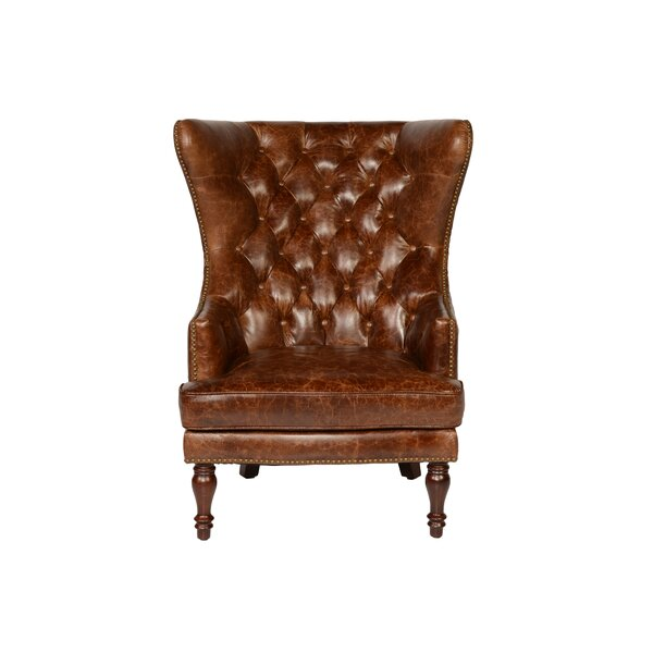 Arlie Wingback Chair by Canora Grey