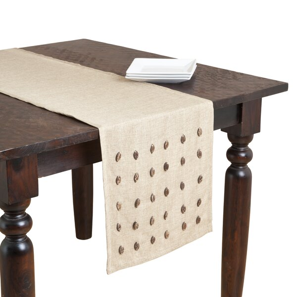 Oblong Table Runner by Saro