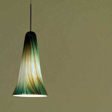 Zanzibar Monopoint 1-Light Cone Pendant by WAC Lighting