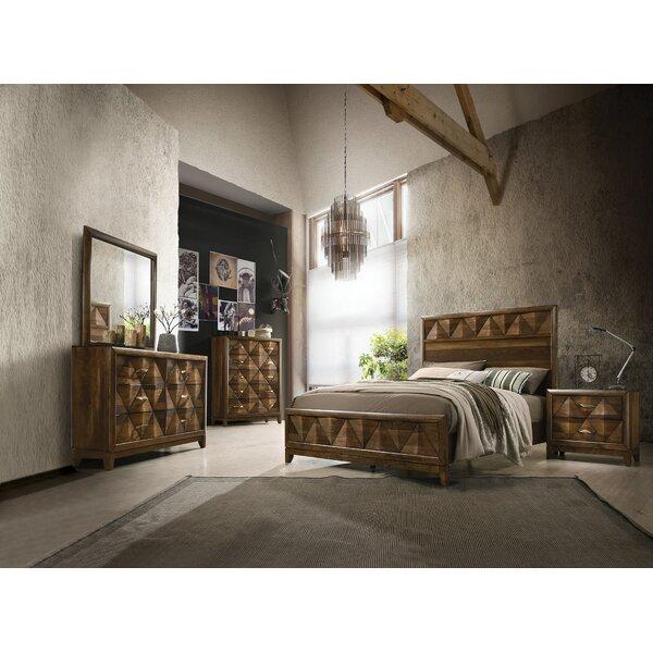 Fegan Platform Configurable Bedroom Set by Brayden Studio