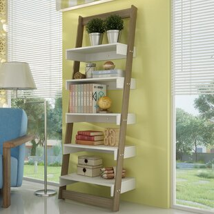 Althea Ladder Bookcase Bungalow Rose