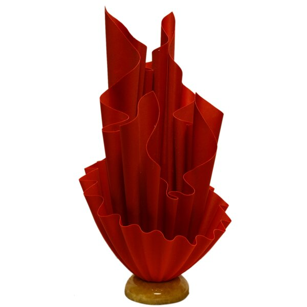 Veach Fabric 22 Table Lamp by Latitude Run