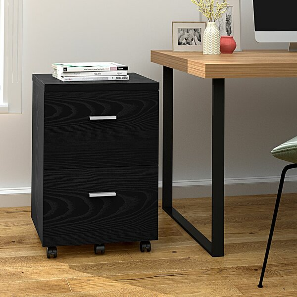 CheckPrice  2-Drawer Mobile Vertical Filing Cabinet.  Price Compare