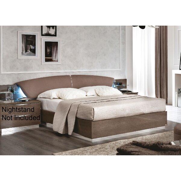 Gary Upholstered Standard Bed by Rosdorf Park