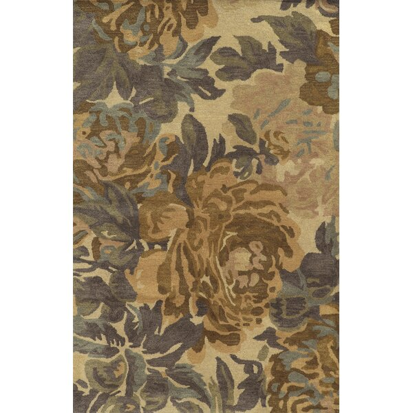 Garston Hand-Tufted Area Rug by Meridian Rugmakers
