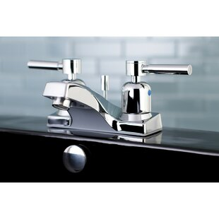 Shop For Concord Centerset Bathroom Faucet with Drain Assembly By Kingston Brass