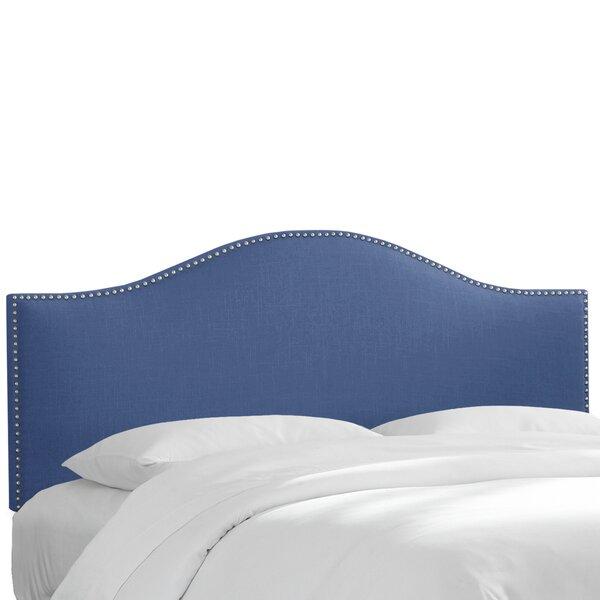Binne Upholstered Panel Headboard by Longshore Tides