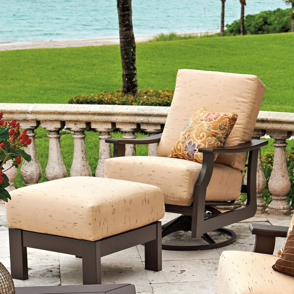 St. Catherine Patio Chair with Cushion by Telescope Casual Telescope Casual