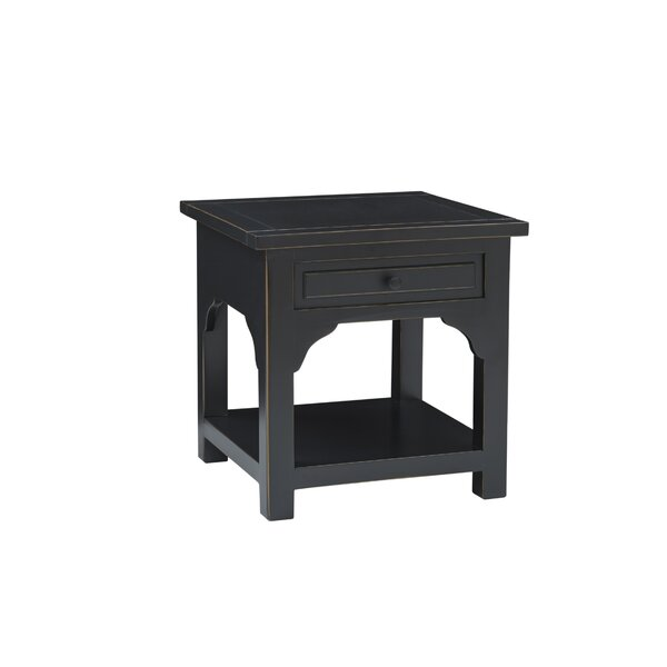 Janeen End Table By Alcott Hill