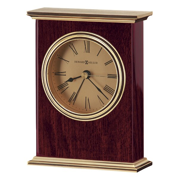 Laurel Alarm Clock by Howard Miller®