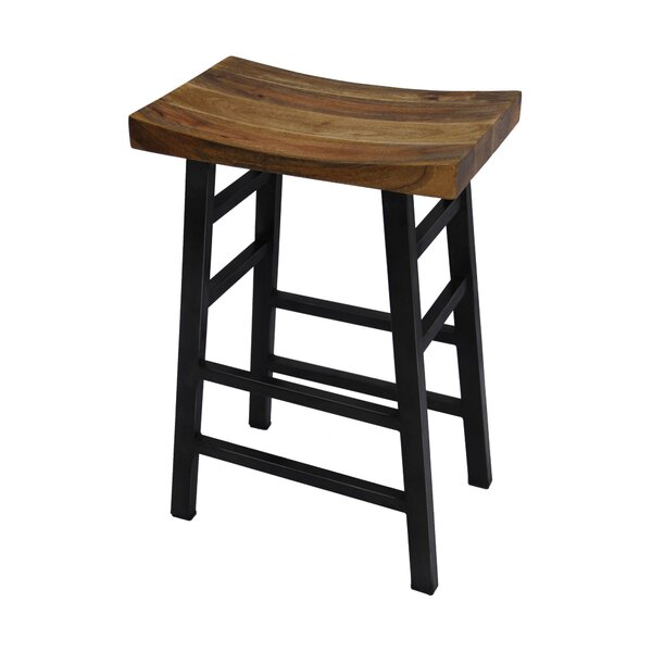 Pernelia 30 Bar Stool by Laurel Foundry Modern Farmhouse