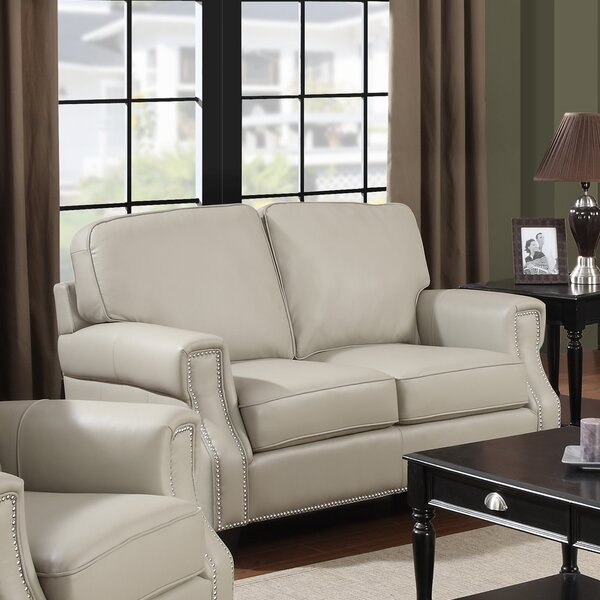 Uptown Loveseat by At Home Designs