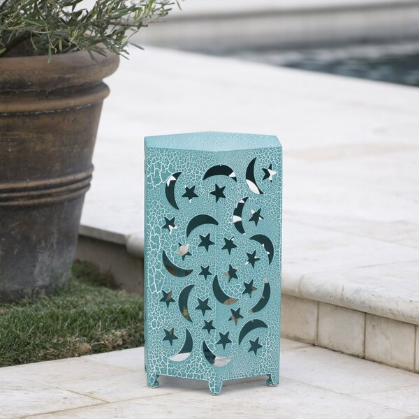 Dye End Table by Ebern Designs